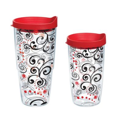 Tervis® Berry Swirlwind 16 oz. Wrap Tumbler with Lid