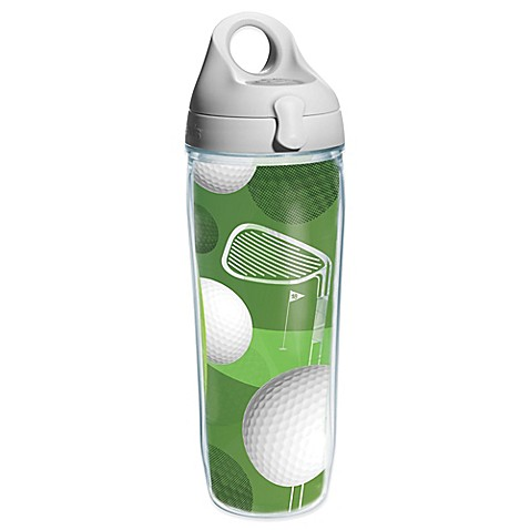 Buy Tervis 174 Golf Balls 24 Oz Wrap Water Bottle With Lid