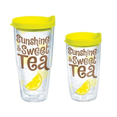 Tervis® Sunshine & Sweet Tea 16 oz. Wrap Tumbler with Lid