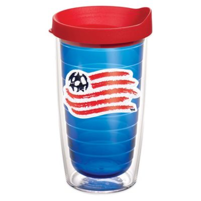 Tervis® MLS New England Revolution Sapphire 16 oz. Tumbler with Lid