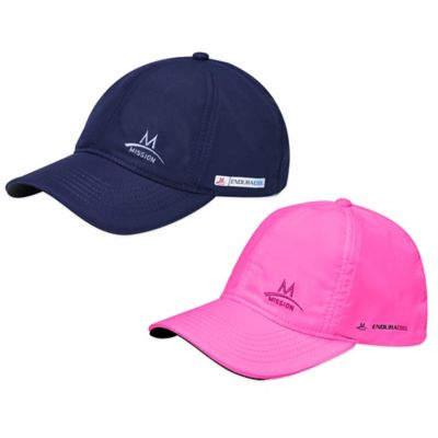 Mission EnduraCool™ Instant Cooling Performance Cap in Pink
