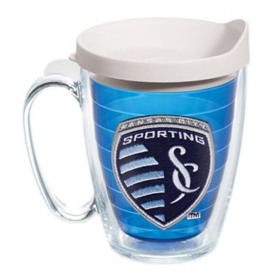 Tervis® MLS Sporting Kansas City Sapphire 15 oz. Mug with Lid