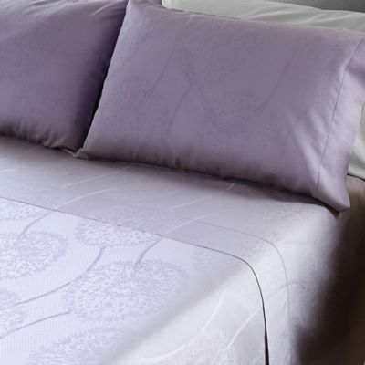 "Frette At Home ""Villa Borghese Collection"" Queen Sheet Set in White"