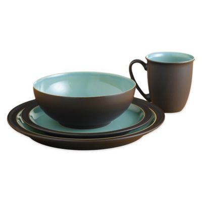 Turquoise Casual Dinnerware