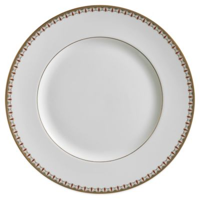 Waterford® Lismore Diamond Cinnabar Dinner Plate