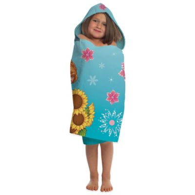 "Disney® ""Frozen"" Perfect Day Hooded Towel"