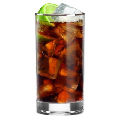 Lenox® Timeless Platinum Signature Highball Glass