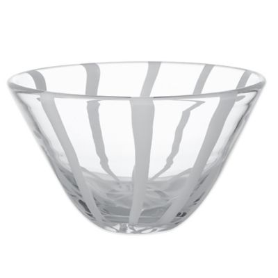 Mikasa® Artisan Ribbon Bowl in White