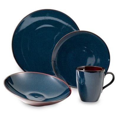 Sedona Blue 4-Piece Place Setting