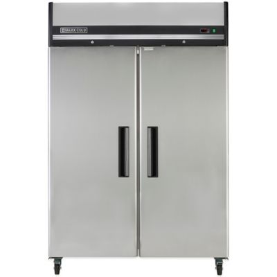 Maxx Cold X-Series Reach-In 2-Door Refrigerator