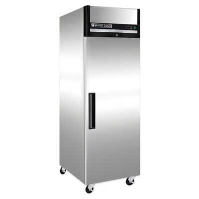 Maxx Cold X-Series Reach-In 1-Door Refrigerator
