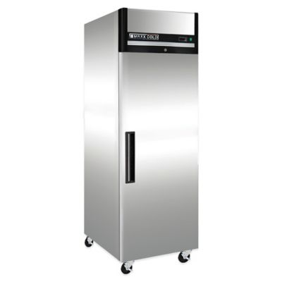 Maxx Cold X-Series Reach-In 1-Door Freezer