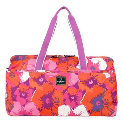 French West Indies 21-Inch Soft Duffle in Purple Drift