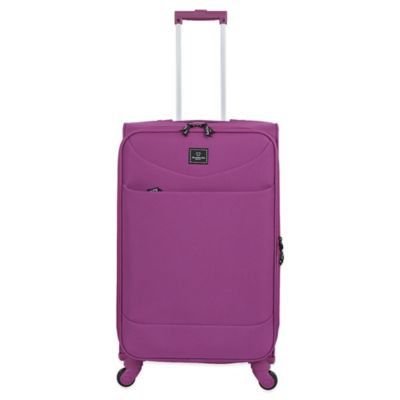 French West Indies 24-Inch Upright Expandable Spinner in Purple Drift