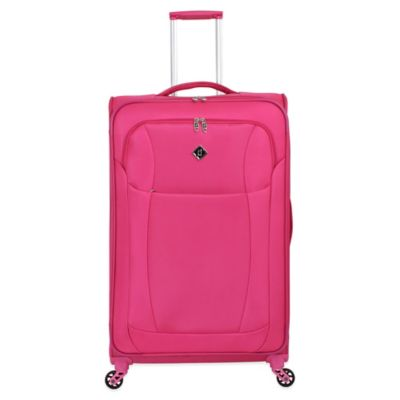French West Indies 29-Inch Lightweight Expandable Spinner in Fuchsia