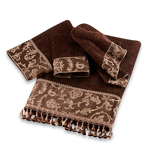 Buy Decorative Gold Towels from Bed Bath & Beyond