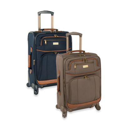 Tommy Bahama® Mojito 20-Inch Expandable Spinner in Brownstone