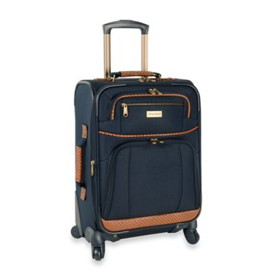 Tommy Bahama® Mojito 20-Inch Expandable Spinner in Navy