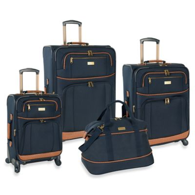 Tommy Bahama® Mojito 4-Piece Luggage Set in Navy