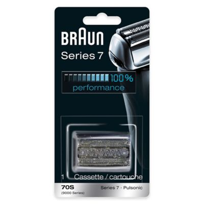 Braun® Pulsonic® Electric Shaver System Replacement Head