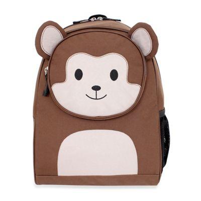 FWI Frenchies Monkey Backpack