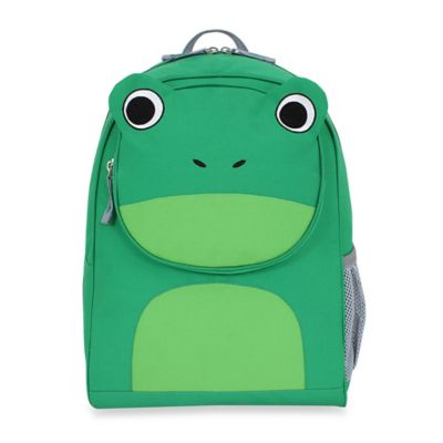 FWI Frenchies Frog Backpack