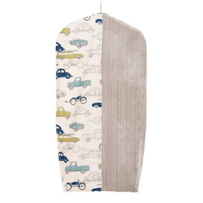 Cream Grey Diaper Stacker
