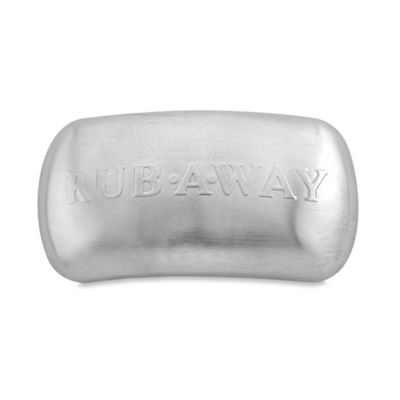 Stainless Steel Rub Away Bar