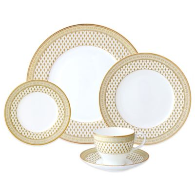 Nikko Granada Gold 5-Piece Place Setting