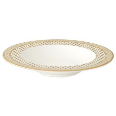 Nikko Granada Gold Rim Soup Bowl