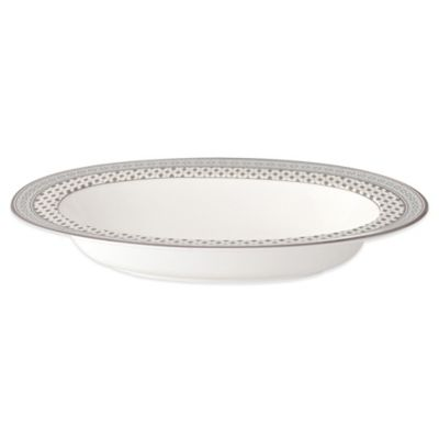 Nikko Granada Platinum Oval Vegetable Saucer
