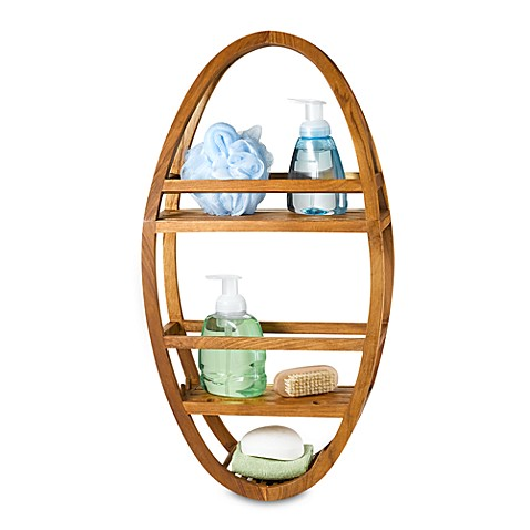 Teak Shower Caddy™