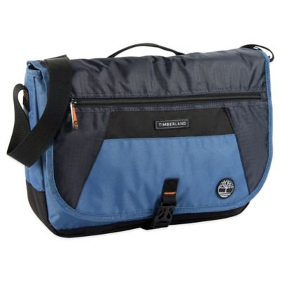 Timberland® Route 4 Messenger Bag in Blue