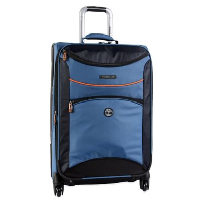 Timberland® Route 4 24-Inch Expandable Spinner in Blue