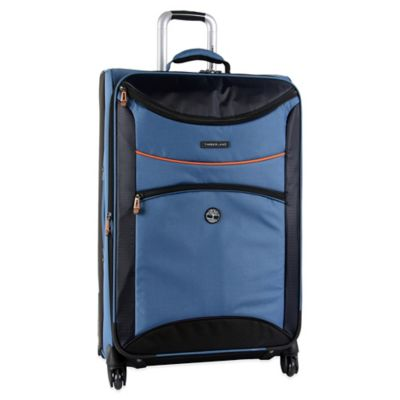 Timberland® Route 4 28-Inch Expandable Spinner in Blue
