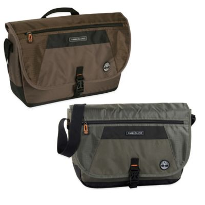 Timberland® Route 4 Messenger Bag in Olive