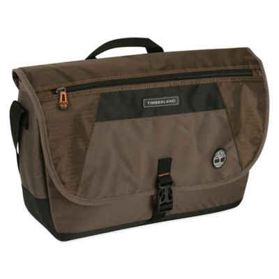 Timberland® Route 4 Messenger Bag in Cocoa