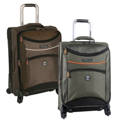 Timberland® Route 4 20-Inch Carry-On in Cocoa