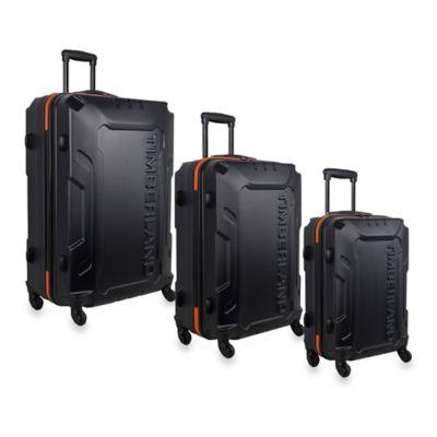 Blue Hardside Luggage