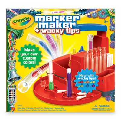 Crayola® Marker Maker with Wacky Tips
