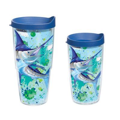 Tervis® Guy Harvey® Marlin Splash 16 oz. Wrap Tumbler with Lid