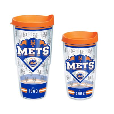 Tervis® MLB New York Mets Classic 16 oz. Wrap Tumbler with Lid