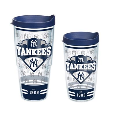Tervis® MLB New York Yankees Classic 24 oz. Wrap Tumbler with Lid