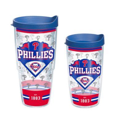 Tervis® MLB Philadelphia Phillies Classic 24 oz. Wrap Tumbler with Lid