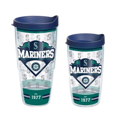 Tervis® MLB Seattle Mariners Classic 24 oz. Wrap Tumbler with Lid