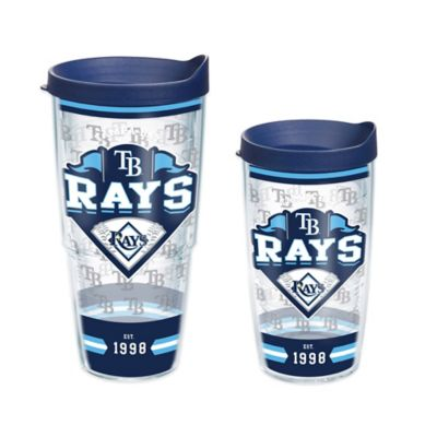 Tervis® MLB Tampa Bay Rays Classic 24 oz. Wrap Tumbler with Lid