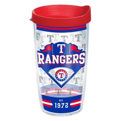 Tervis® MLB Texas Rangers Classic 16 oz. Wrap Tumbler with Lid