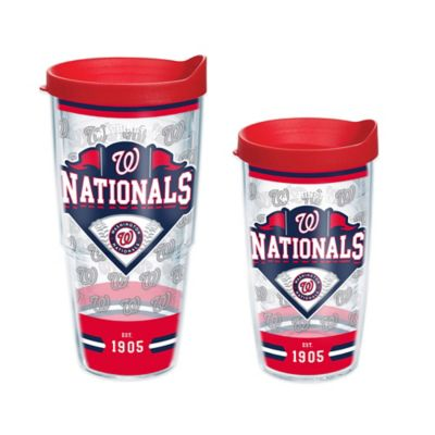 Tervis® MLB Washington Nationals Classic 24 oz. Wrap Tumbler with Lid