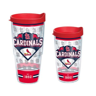 Tervis® MLB St. Louis Cardinals Classic 16 oz. Wrap Tumbler with Lid