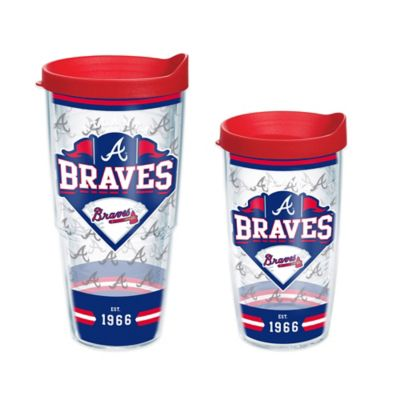 Tervis® MLB Atlanta Braves Classic 16 oz. Wrap Tumbler with Lid
